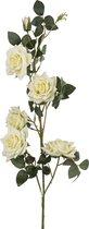 Цветок Искусственный Роза Длина 86 см. - Huajing Plastic Flower Factory