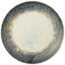 ТАРЕЛКА ПОДСТАНОВОЧНАЯ 26 см, цвет серый, 26 см - Jinding
