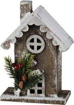 Изделие Декоративное Домик 15x8x22 Cm. - Polite Crafts&Gifts