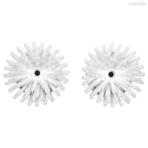 Набор из 2 насадок для щетки круглые - Oxo
