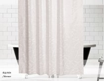 Шторы Evdy Drop для ванной, размер 180x200 - Beytug textile
