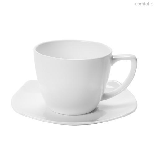 Чайная пара 220 мл (блюдце 14 см) - Top Art Studio