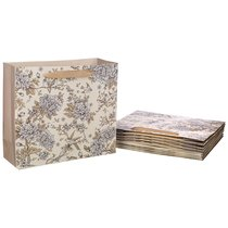 Комплект Бумажных Пакетов Из 10 Шт. Royal Garden 30x27x12 см - Vogue International
