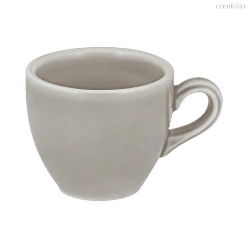 Чашка круглая 80 мл, Smart, Glaze Grey - Bauscher