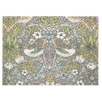 "Салфетка ""Утро в лесу"", P410-1901/3, 40х30 см, цвет оливковый - Altali"
