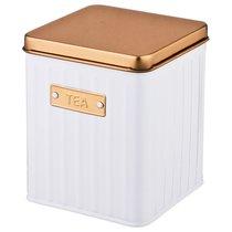 Емкость Для Сыпучих Продуктов Чай 11,5x11,5x14 см Без Упаковки - Guangzhou Weihong