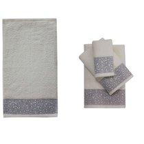 Полотенце банное ARDERE CREAM (кремовый), цвет кремовый, 70x140 - Roseberry