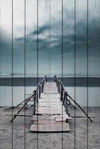 Старый мост 60х90 см, 60x90 см - Dom Korleone