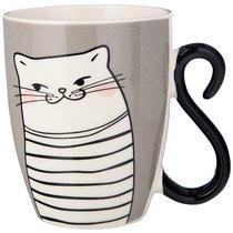 Кружка lefard котомания 360мл - Zeal Ceramics