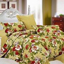 Комплект постельного белья С-203, цвет бежевый, размер 1.5-спальный - Valtery