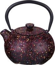 Заварочный Чайник Чугунный С Эмалированным Покрытием Внутри 350 мл - Ningbo Gourmet