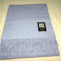 Плед INCALPACA (100% хлопок) PH-9, цвет голубой, 85 x 110 - Incalpaca TPX