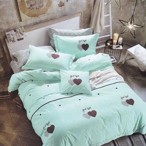 Постельное белье Karna Delux Love Me, подростковое, 1.5-спальный - Karna (Bilge Tekstil)