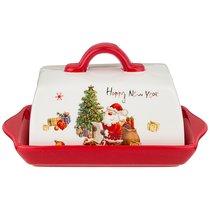 Масленка С Новым Годом! 20x12,5x10,5 см - Huachen Ceramics