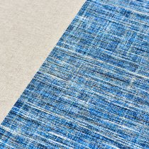 Ткань лонета Гвинея ширина 280 см/ Z449/1, цвет синий - Altali