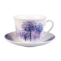 Чайная пара для завтрака 470 мл Агапантус - Roy Kirkham