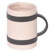 Кружка Yoga Mug розовая - DOIY