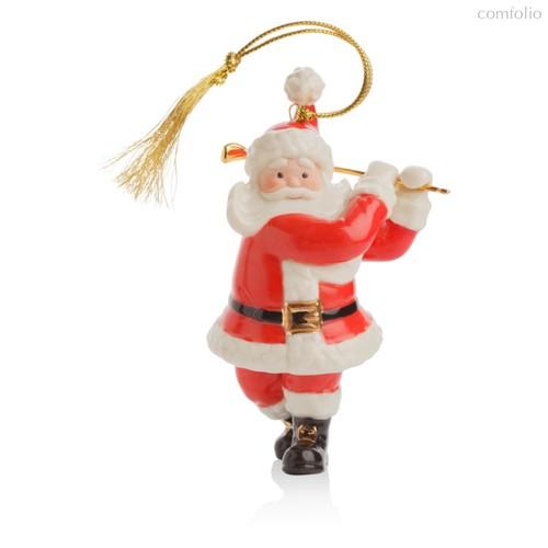 """Украшение новогоднее Lenox """"Каникулы Деда Мороза"""" - Lenox"""