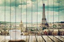 Утро в Париже 60х90 см, 60x90 см - Dom Korleone