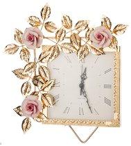 Часы Настенные 35*30 смЦиферблат 18*18 см - RosaPerla