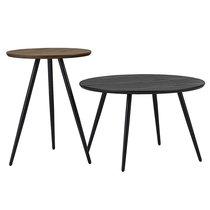 Набор кофейных столиков Buzzola, 2 шт. - Berg