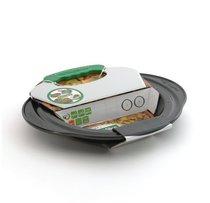 Форма для запекания с инструментом для нарезания 34*30*4см Perfect Slice, цвет темно-серый - BergHOFF