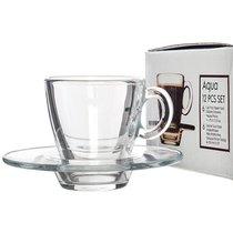 Аква набор чайный 95756 12пр 75мл 105мм - Pasabahce