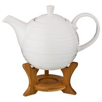 Чайник Заварочный На Подставке 1000 Мл - CHAOZHOU YINHE CERAMICS