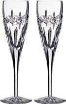 Набор бокалов для шампанского из 2 шт. 200 мл - Waterford Crystal