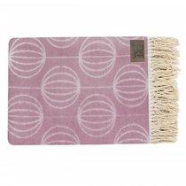 Плед BLANKET, цвет розовый, 130 x 170 - Erteks Tekstil
