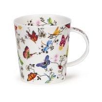 """Кружка Dunoon """"Райские бабочки.Ломонд"""" 320мл - Dunoon"""