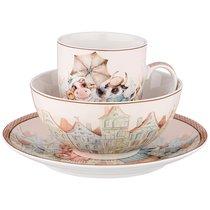 Набор Посуды Обеденный Рандеву 3 Пр.: 20,5См/15См/420Мл - Shunxiang Porcelain