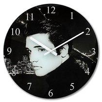 Часы Элвис d30см - Lesser & Pavey