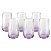 "Набор бокалов для воды Rosenthal ""Турандот"" 400мл (розовый), 6шт - Rosenthal"