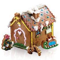 Набор для приготовления пряничного домика Home Sweet Home 31 х 31 см, силикон - Silikomart
