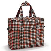 Сумка складная Mini Maxi touringbag glencheck red - Reisenthel