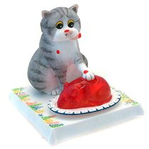 Толстяк 8,5 см - Сomic Cats - Enesco