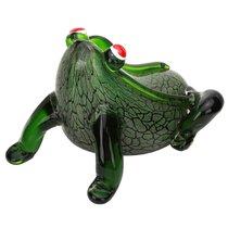 Фигурка Земляная лягушка 27,5х21см - Art Glass
