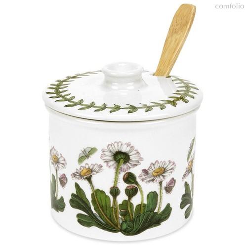 """Емкость для горчицы с ложкой Portmeirion """"Ботанический сад"""" 7,5см - Portmeirion"""