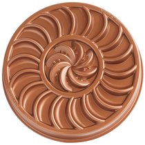 Форма для выпечки Фруктовая тарталетка, объем 1,4 л (литой алюминий) - Nordic Ware