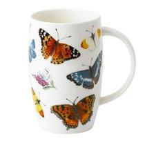 Кружка Садовые бабочки форма Баррель 660 мл - Roy Kirkham