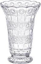 Ваза Muza Crystal Диаметр 17 см Высота 25 см - Dalian
