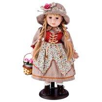 Кукла Фарфоровая Высота 42 см - Reinart Faelens