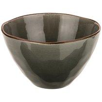 Салатник Sentiment 15 см Серый, цвет серый - Bronco