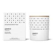 Свеча ароматическая LEMPI с крышкой, 200 г (новая) - Skandinavisk