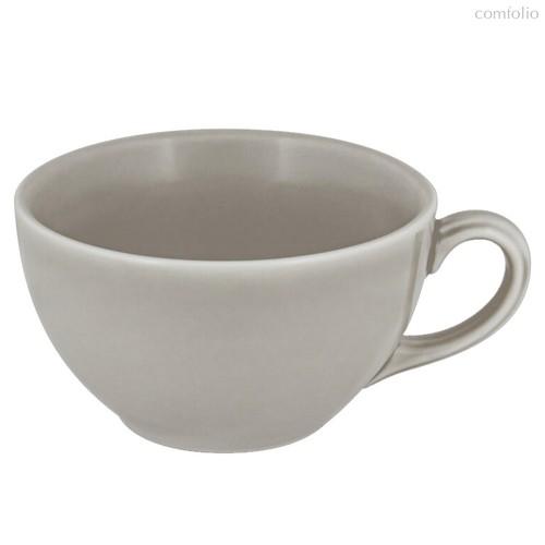 Чашка круглая 350 мл, Smart, Glaze Grey - Bauscher
