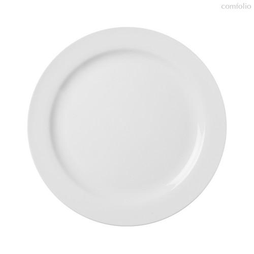 Тарелки 26,5 см, цвет белый - Top Art Studio