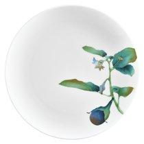 "Тарелка закусочная Noritake ""Овощной букет"" ""Баклажан"" 24см, 24 см - Noritake"