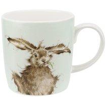"""Кружка 400мл """"Рассеянный кролик"""" - Royal Worcester"""