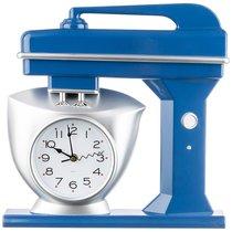 Часы Настенные Кварцевые Chef Kitchen 39 см Цвет Синий - Arts & Crafts